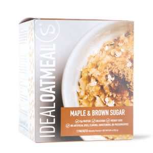 IdealOatmeal - Maple & Brown Sugar