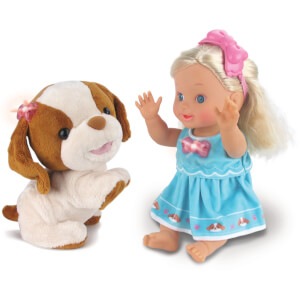 Little Love Lou joue avec son toutou - Vtech