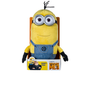 Despicable Me 3 Tim Plush Toy With Sounds - Medium