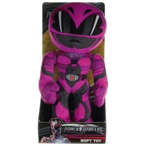 Power Rangers Large Plush Toy - Pink