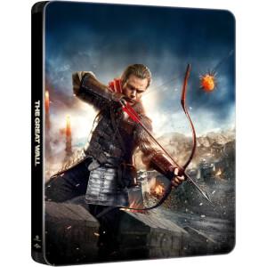 La Grande Muraille - Steelbook 4K Ultra HD + 2D (Édition UK)
