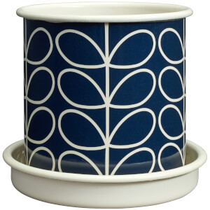 Orla Kiely Small Plant Pot - Spot Flower