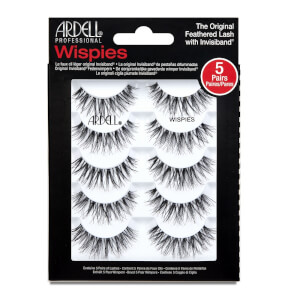 Ardell Multipack Wispies False Eyelashes (5-pack) – Black