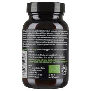 KIKI Health Organic Chlorella Tablets (200 Tablets): Image 2