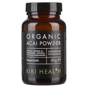 KIKI Health Organic Acai Powder 50 g