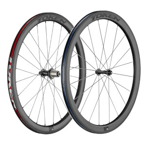 Token C45R Resolute Carbon Tubeless Wheelset