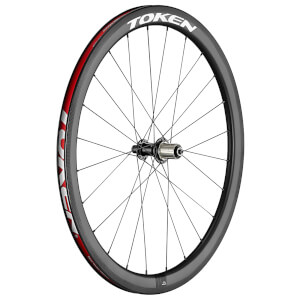 Token C45R Resolute Carbon Clincher Wheelset