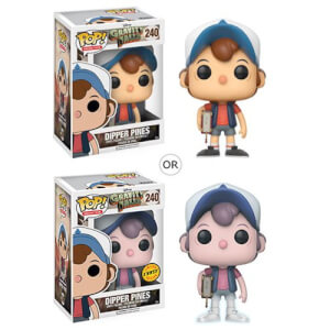 Figurine Pop! Souvenirs de Gravity Falls Dipper Pines