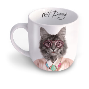 Wild Dining Courtney Cat Mug