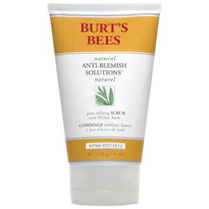 버츠비 안티 블레미쉬 포어 리파이닝 스크럽 110G (BURT'S BEES ANTI-BLEMISH PORE REFINING SCRUB 110G)