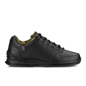 K-Swiss Men's Rinzler SP Trainers - Black/Gunmetal/Camo