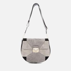 Furla Women's Club Small Cross Body Bag - Grey