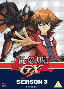 Yu-Gi-Oh! GX - Season 3 (Episodes 105-155)