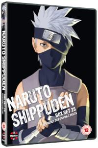 Naruto Shippuden Box 28 (Episodes 349-358)
