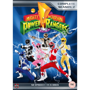 Mighty Morphin Power Rangers - Season 2