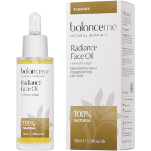 Balance Me Radiance Face Oil -kasvoöljy 30ml
