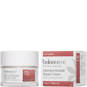Balance Me Intensive Wrinkle Repair Cream -ryppyvoide 50ml