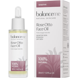 Balance Me Rose Otto Face Oil -kasvoöljy 30ml