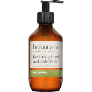 Balance Me Revitalising Hand and Body Wash -käsien- ja -vartalonpesuaine 280ml