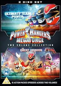 Power Rangers Megaforce - Two Volume Collection