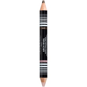 Lottie London Brow Pencil and Highlighter Duo - Dark