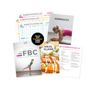Trainer Lindsey - 6 Week Fit Body Challenge eBook