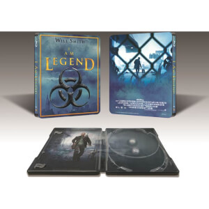 I Am Legend - Zavvi UK Exklusives Limited Edition Steelbook