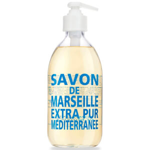 Compagnie de Provence Liquid Marseille Soap 500ml - Mediterranean Sea