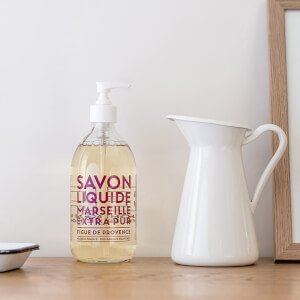 Compagnie de Provence Liquid Marseille Soap 500ml - Fig of Provence: Image 2