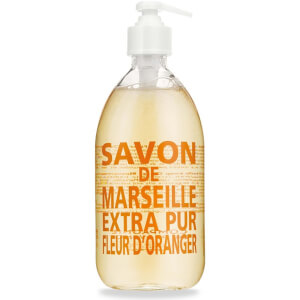 Compagnie de Provence Liquid Marseille Soap 500ml - Orange Blossom
