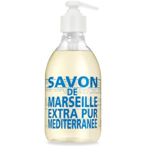 Compagnie de Provence Liquid Marseille Soap 300ml - Mediterranean Sea