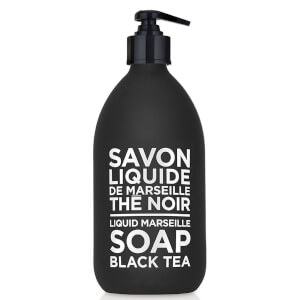 Compagnie de Provence Liquid Marseille Soap -saippua 500ml, Black Tea