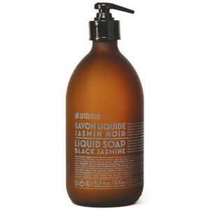 Compagnie de Provence Liquid Marseille Soap 500ml - Black Jasmine