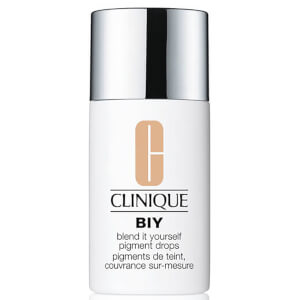 Clinique BIY™ Blend it Yourself Pigment Drops 10ml (Various Shades)
