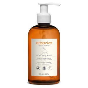 Erbaviva Baby Body Wash 6 fl oz