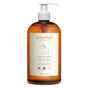 Erbaviva Baby Body Wash