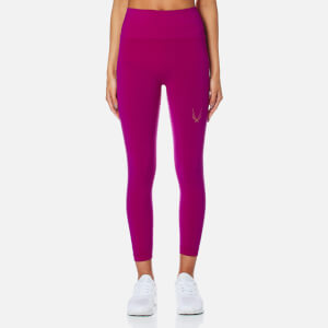 Lucas Hugh Women's Core Technical Knit 7/8 Leggings - Violet