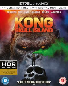 Kong: Skull Island - 4K Ultra HD (Includes Digital Download)