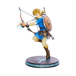 The Legend of Zelda: Breath of the Wild Link Figurine