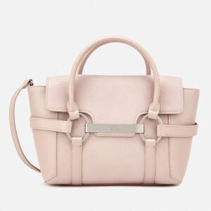 Fiorelli Women's Barbican Small Flapover Tote Bag - Rose Dust Casual Mix