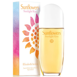Eau de toilette Sunflowers Sunlight Kiss de Elizabeth Arden 100 ml