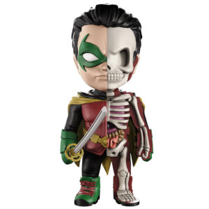 DC Comics XXRAY Figure Wave 7 Robin