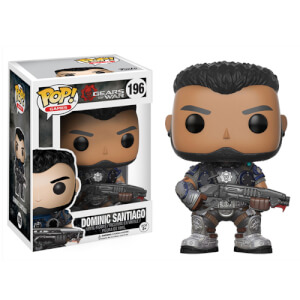 Figurine Funko Pop! Gears of War Dominic Santiago