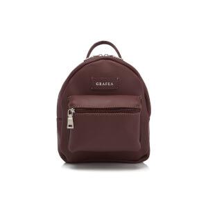 Grafea Zippy Small Backpack - Burgundy
