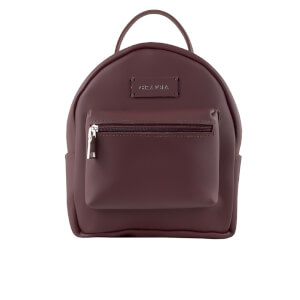 Grafea Zippy Small Backpack - Burgundy