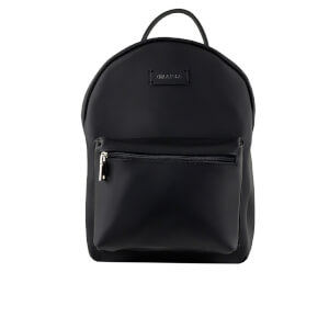 Grafea Zipper Backpack - Black