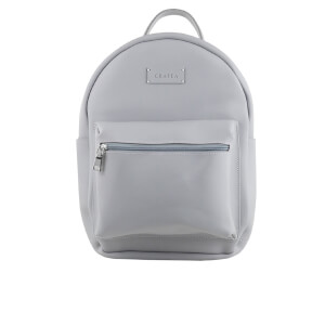 Grafea Zipper Backpack - Grey