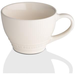 Le Creuset Stoneware Grand Mug 400ml - Almond