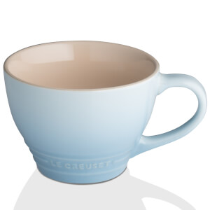 Le Creuset Stoneware Grand Mug 400ml - Coastal Blue
