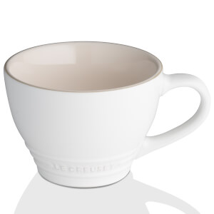 Le Creuset Stoneware Grand Mug - 400ml - Cotton